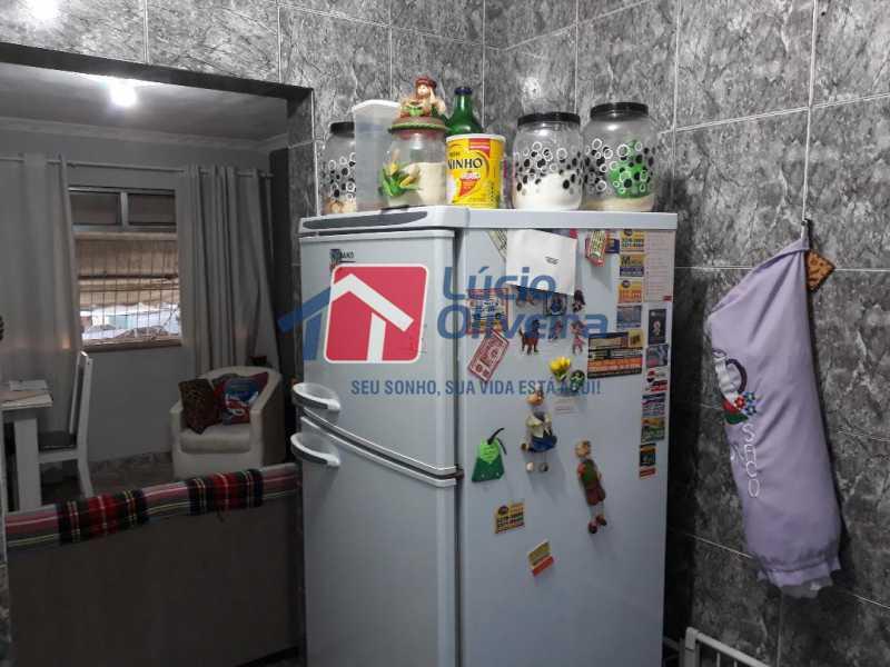 12-Cozinha - Apartamento à venda Rua Ururai,Coelho Neto, Rio de Janeiro - R$ 135.000 - VPAP21528 - 13