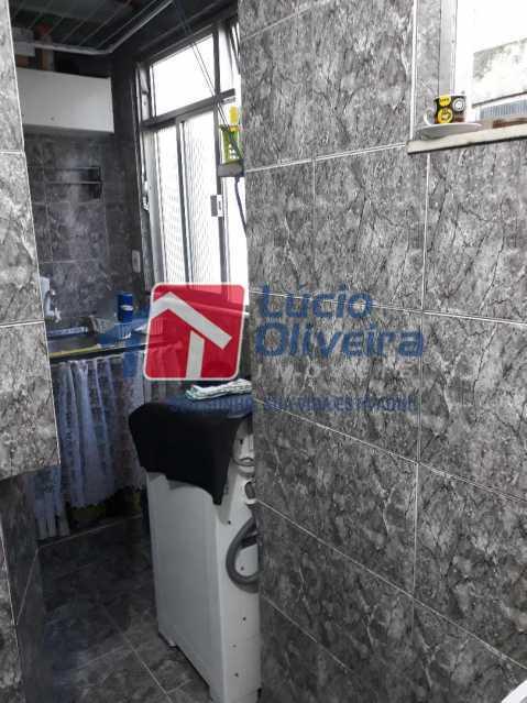 14-Area de serviço - Apartamento à venda Rua Ururai,Coelho Neto, Rio de Janeiro - R$ 135.000 - VPAP21528 - 15