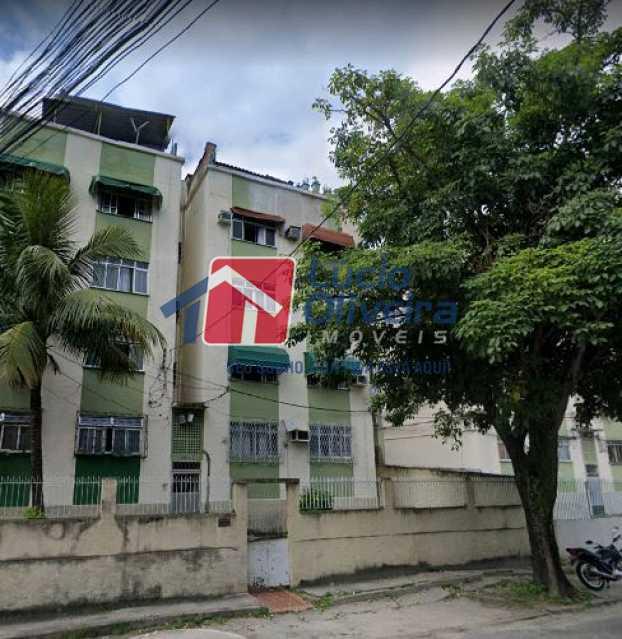 15-Vista externa condominio - Apartamento à venda Rua Ururai,Coelho Neto, Rio de Janeiro - R$ 135.000 - VPAP21528 - 16