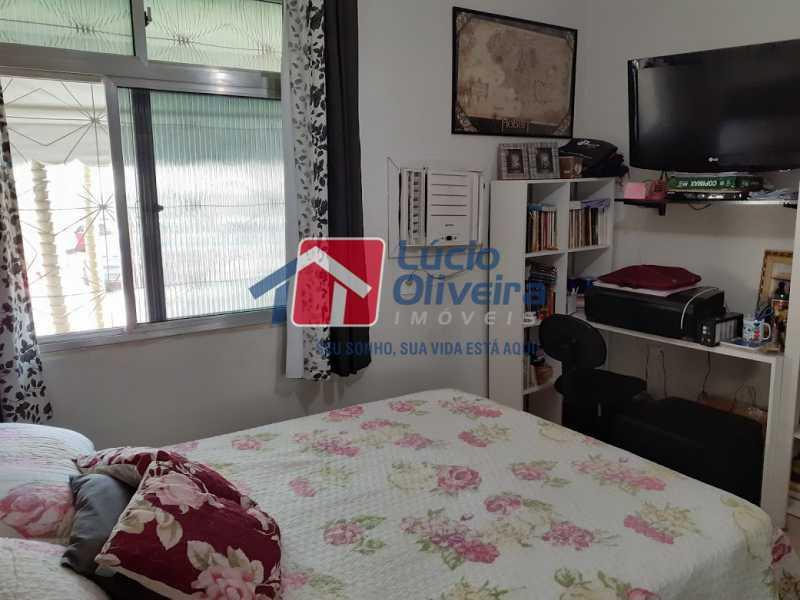 10- Quarto C. - Apartamento à venda Avenida Vicente de Carvalho,Vila da Penha, Rio de Janeiro - R$ 260.000 - VPAP21530 - 11