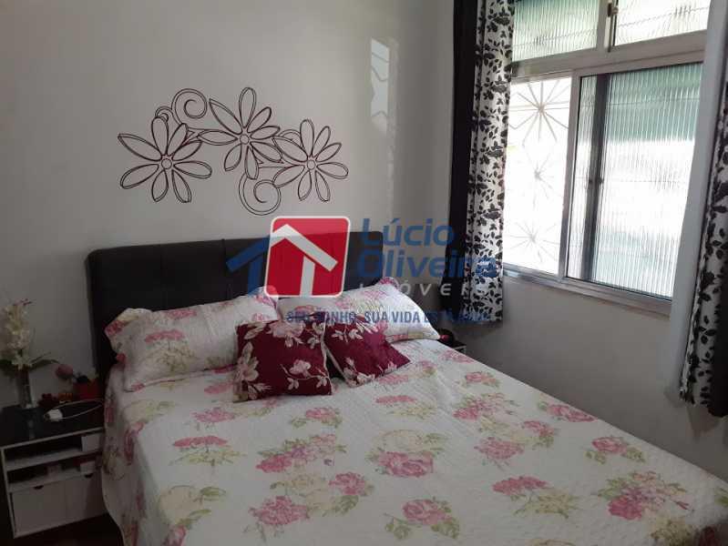 11- Quarto C. - Apartamento à venda Avenida Vicente de Carvalho,Vila da Penha, Rio de Janeiro - R$ 260.000 - VPAP21530 - 12