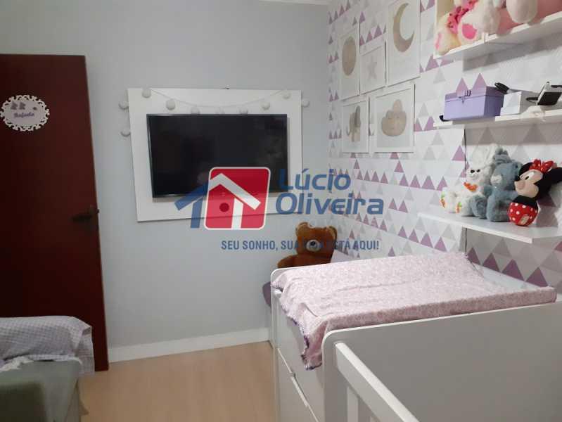 15- Quarto S. - Apartamento à venda Avenida Vicente de Carvalho,Vila da Penha, Rio de Janeiro - R$ 260.000 - VPAP21530 - 16