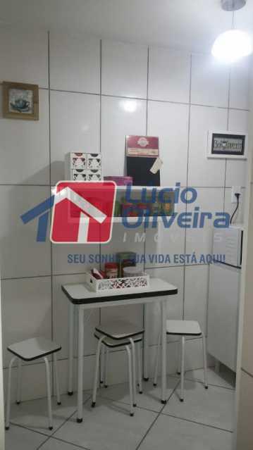 20- Cozinha - Apartamento à venda Avenida Vicente de Carvalho,Vila da Penha, Rio de Janeiro - R$ 260.000 - VPAP21530 - 21
