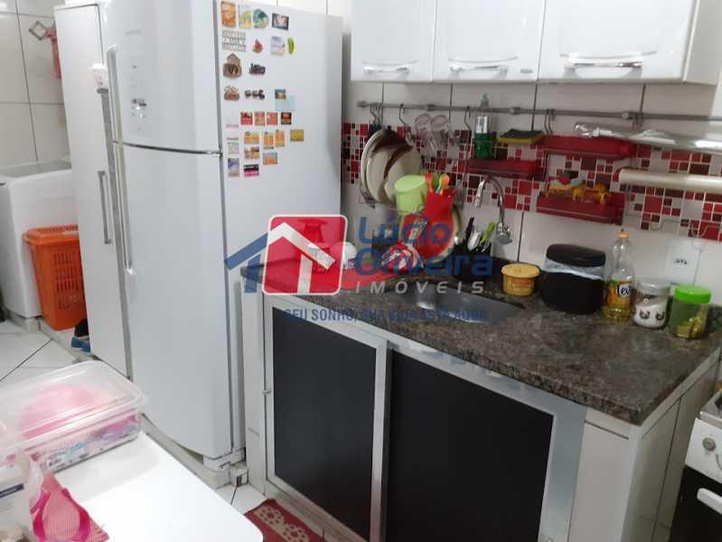 23- Cozinha - Apartamento à venda Avenida Vicente de Carvalho,Vila da Penha, Rio de Janeiro - R$ 260.000 - VPAP21530 - 24