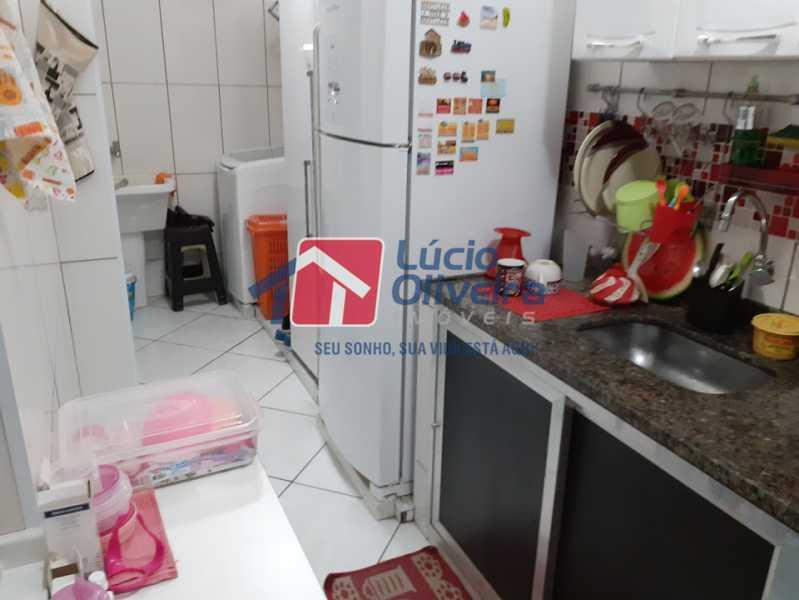 24- Cozinha - Apartamento à venda Avenida Vicente de Carvalho,Vila da Penha, Rio de Janeiro - R$ 260.000 - VPAP21530 - 25