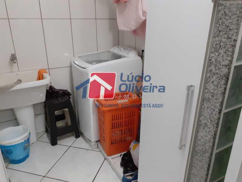 26- Area - Apartamento à venda Avenida Vicente de Carvalho,Vila da Penha, Rio de Janeiro - R$ 260.000 - VPAP21530 - 27