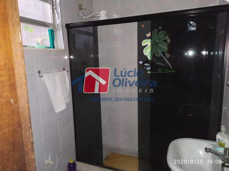 Banheiro 8 - Apartamento 2 quartos à venda Vila da Penha, Rio de Janeiro - R$ 370.000 - VPAP21531 - 10