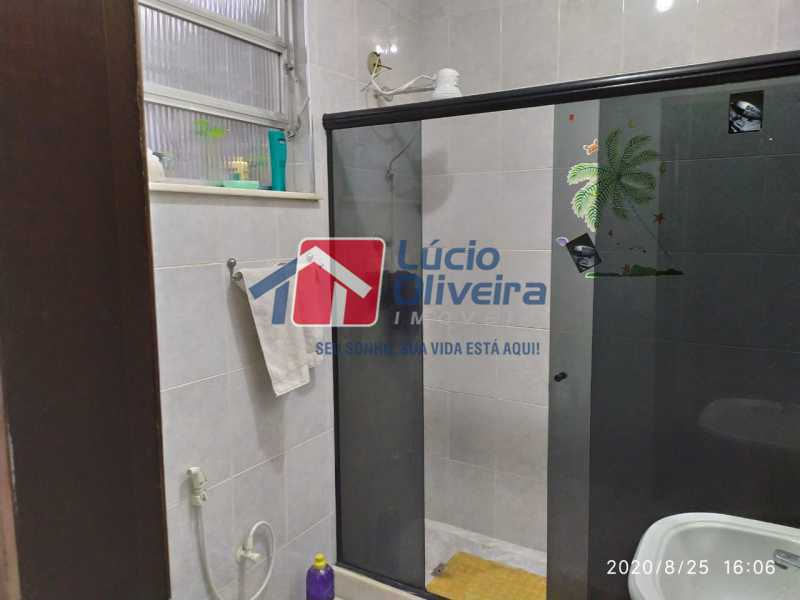 Banheiro 9 - Apartamento 2 quartos à venda Vila da Penha, Rio de Janeiro - R$ 370.000 - VPAP21531 - 11