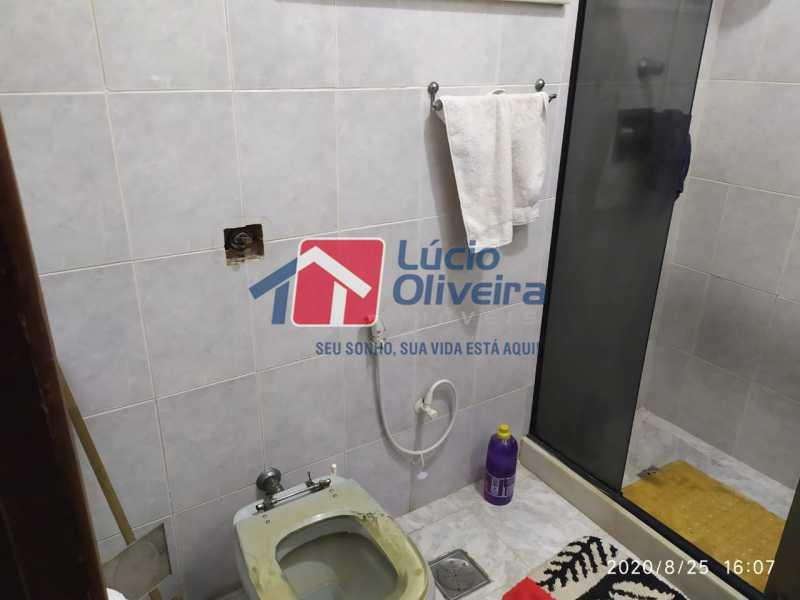 Banheiro 10 - Apartamento 2 quartos à venda Vila da Penha, Rio de Janeiro - R$ 370.000 - VPAP21531 - 12