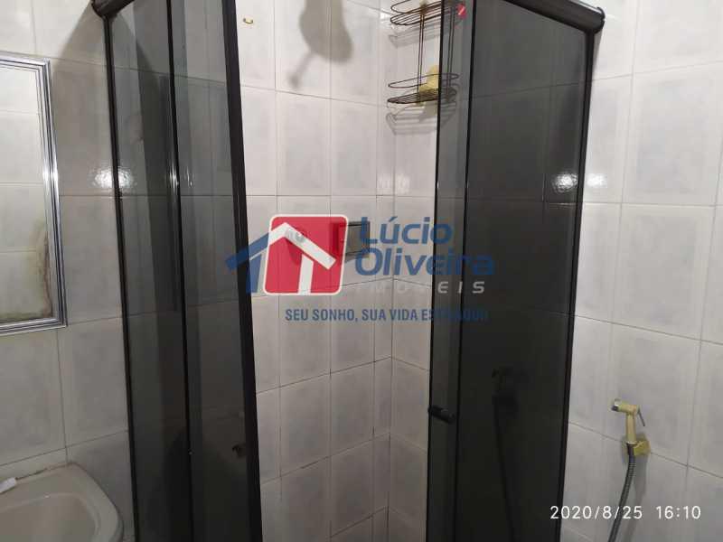 Banheiro Serviço 18 - Apartamento 2 quartos à venda Vila da Penha, Rio de Janeiro - R$ 370.000 - VPAP21531 - 19