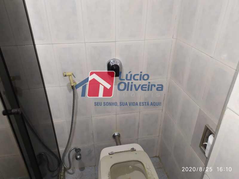 Banheiro Serviço 19 - Apartamento 2 quartos à venda Vila da Penha, Rio de Janeiro - R$ 370.000 - VPAP21531 - 20