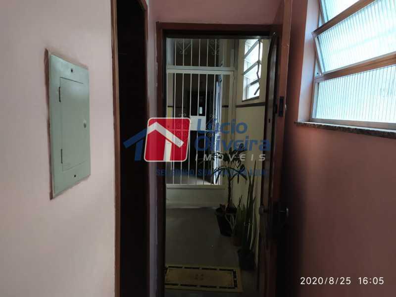 Entrada 1 - Apartamento 2 quartos à venda Vila da Penha, Rio de Janeiro - R$ 370.000 - VPAP21531 - 4