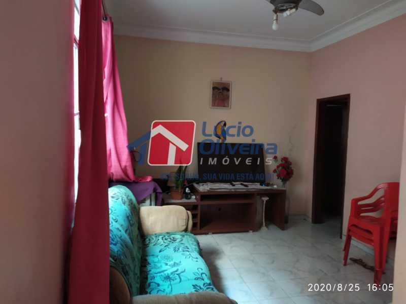 Sala 2 - Apartamento 2 quartos à venda Vila da Penha, Rio de Janeiro - R$ 370.000 - VPAP21531 - 3