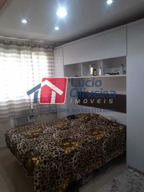 2-Quarto casal.... - Apartamento 2 quartos à venda Guadalupe, Rio de Janeiro - R$ 170.000 - VPAP21533 - 4