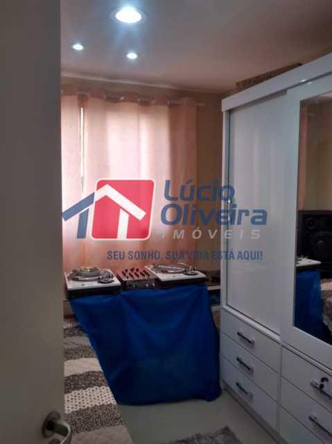 4-Quarto solteiro - Apartamento 2 quartos à venda Guadalupe, Rio de Janeiro - R$ 170.000 - VPAP21533 - 6