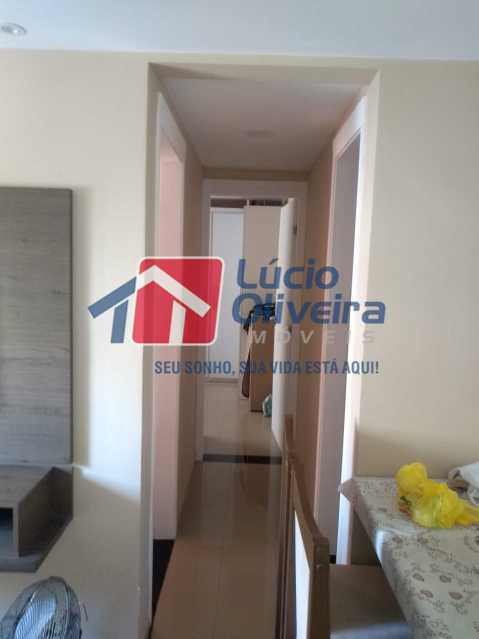 6-Circulação - Apartamento 2 quartos à venda Guadalupe, Rio de Janeiro - R$ 170.000 - VPAP21533 - 8