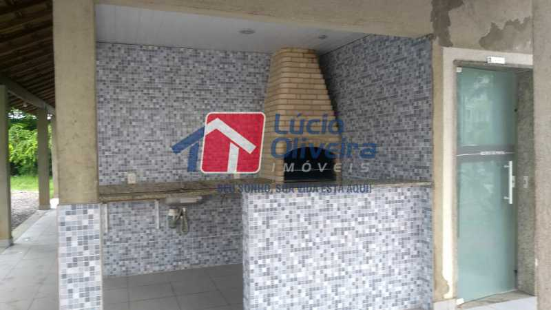 9-Churrasqueira - Apartamento 2 quartos à venda Guadalupe, Rio de Janeiro - R$ 170.000 - VPAP21533 - 11