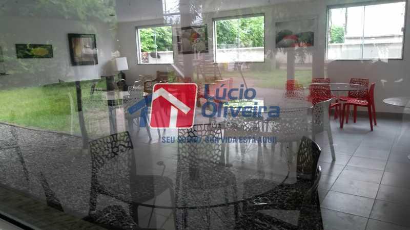 12-Salão de festas - Apartamento 2 quartos à venda Guadalupe, Rio de Janeiro - R$ 170.000 - VPAP21533 - 13
