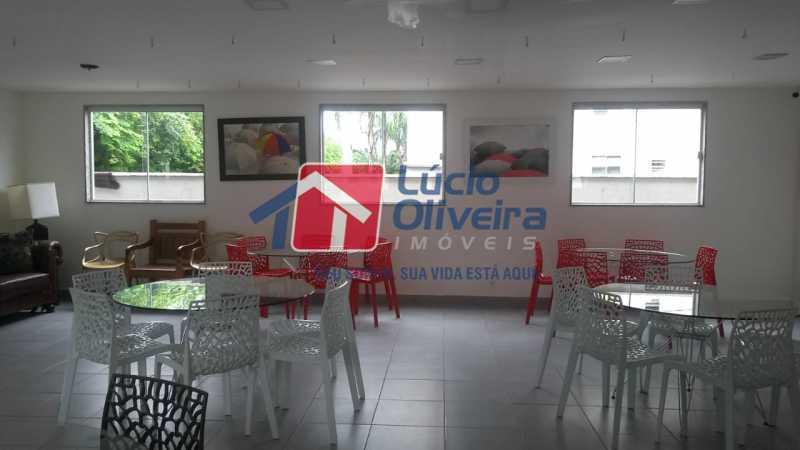 13-Salão festas..... - Apartamento 2 quartos à venda Guadalupe, Rio de Janeiro - R$ 170.000 - VPAP21533 - 14