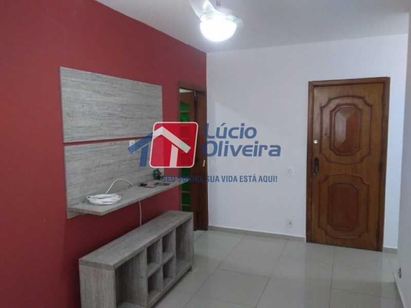 01 -Sala - Apartamento 2 quartos à venda Campinho, Rio de Janeiro - R$ 235.000 - VPAP21537 - 1