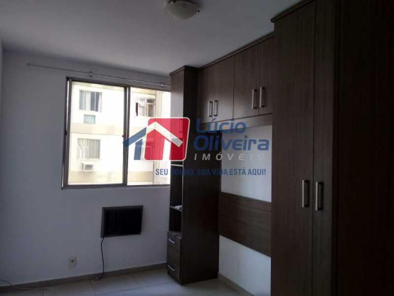 05 -Quarto C... - Apartamento 2 quartos à venda Campinho, Rio de Janeiro - R$ 235.000 - VPAP21537 - 6