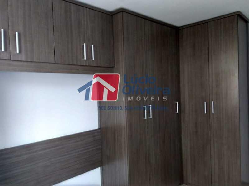 08 -Quarto C, - Apartamento 2 quartos à venda Campinho, Rio de Janeiro - R$ 235.000 - VPAP21537 - 9