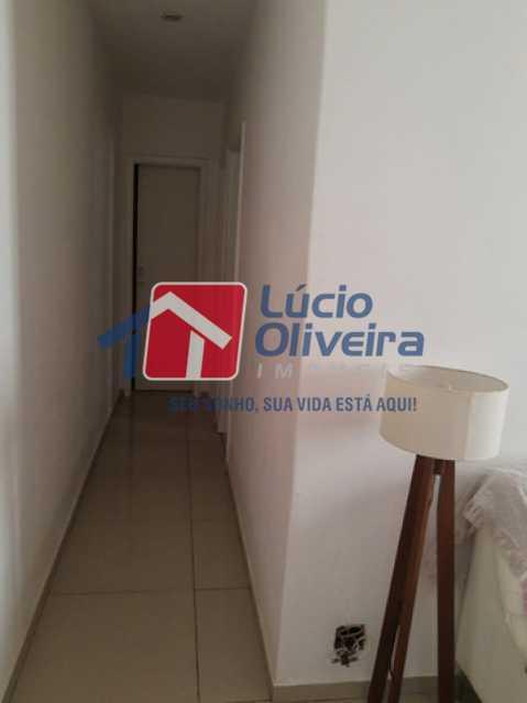 09 -Circulação - Apartamento 2 quartos à venda Campinho, Rio de Janeiro - R$ 235.000 - VPAP21537 - 10