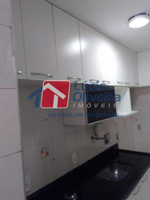 13- Cozinha.. - Apartamento 2 quartos à venda Campinho, Rio de Janeiro - R$ 235.000 - VPAP21537 - 14