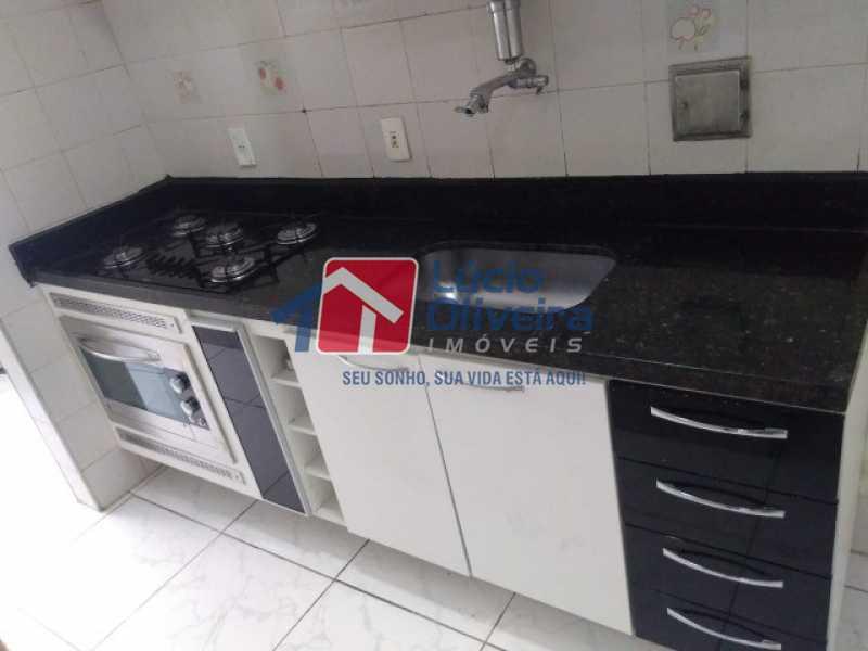 15 -Cozinha - Apartamento 2 quartos à venda Campinho, Rio de Janeiro - R$ 235.000 - VPAP21537 - 16