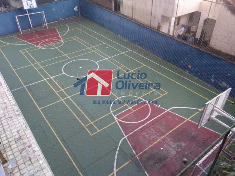 17 -Quadra Cond. - Apartamento 2 quartos à venda Campinho, Rio de Janeiro - R$ 235.000 - VPAP21537 - 18