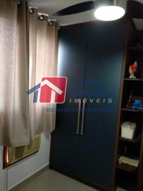 5-Quarto armarios - Apartamento 2 quartos à venda Rocha Miranda, Rio de Janeiro - R$ 255.000 - VPAP21540 - 6