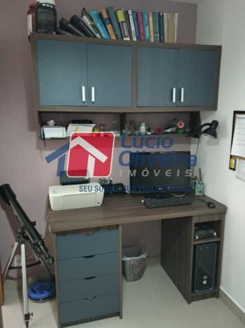 6-Quarto - Apartamento 2 quartos à venda Rocha Miranda, Rio de Janeiro - R$ 255.000 - VPAP21540 - 7