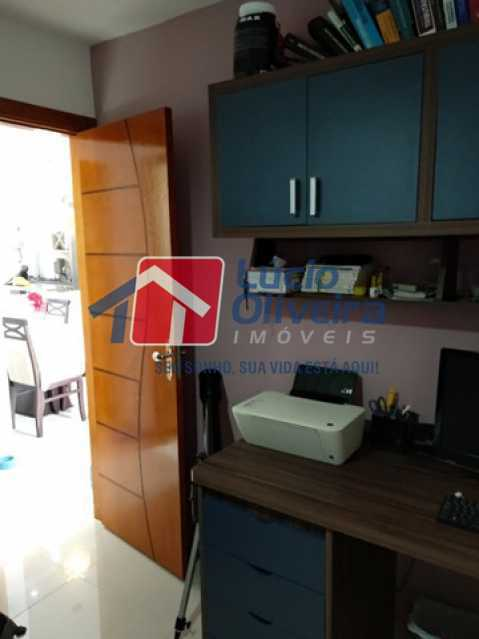 7-Quarto - Apartamento 2 quartos à venda Rocha Miranda, Rio de Janeiro - R$ 255.000 - VPAP21540 - 8