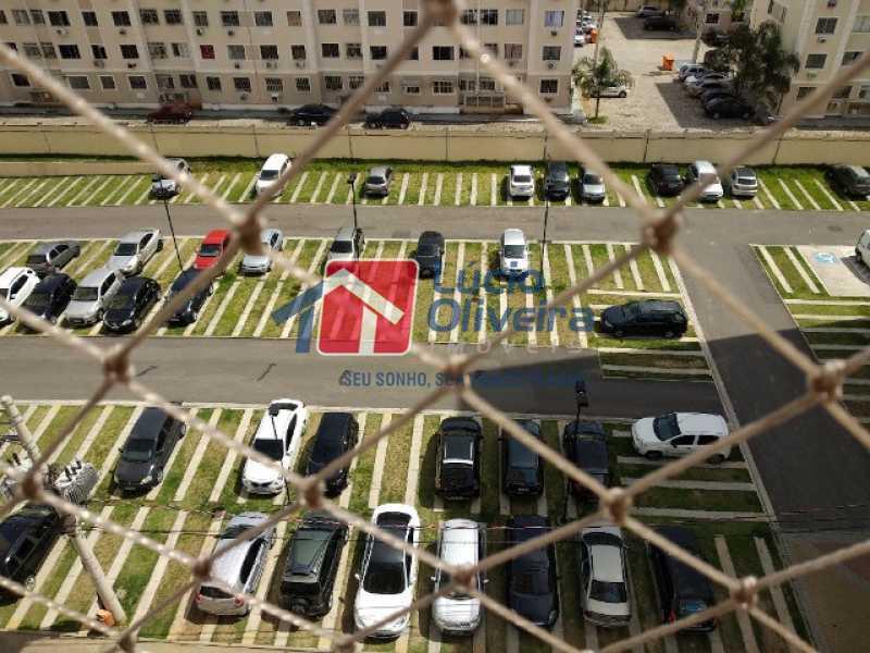 13-Garagem - Apartamento 2 quartos à venda Rocha Miranda, Rio de Janeiro - R$ 255.000 - VPAP21540 - 14