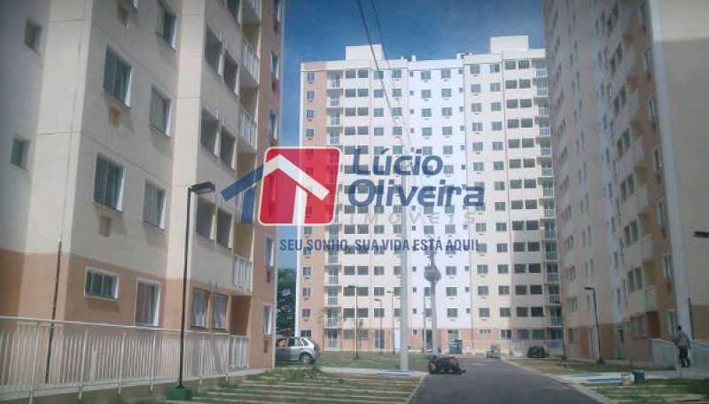 18-Vista interna condominio - Apartamento 2 quartos à venda Rocha Miranda, Rio de Janeiro - R$ 255.000 - VPAP21540 - 19