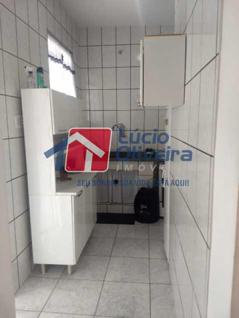 05- Cozinha - Apartamento 2 quartos à venda Bento Ribeiro, Rio de Janeiro - R$ 155.000 - VPAP21541 - 6