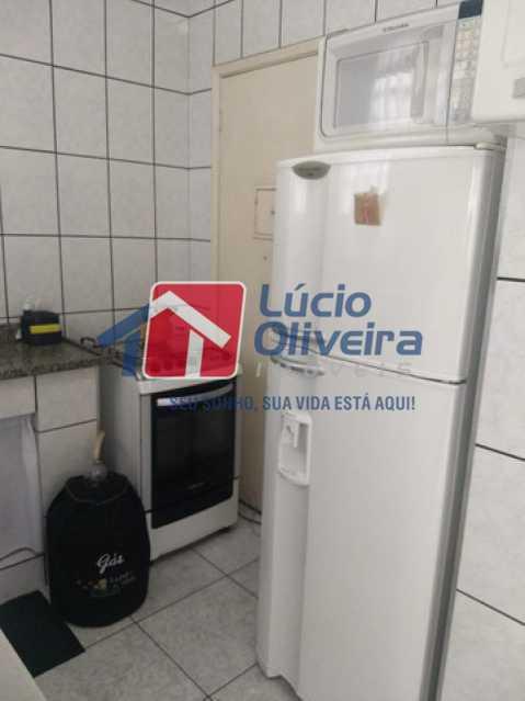 06- Cozinha - Apartamento 2 quartos à venda Bento Ribeiro, Rio de Janeiro - R$ 155.000 - VPAP21541 - 7