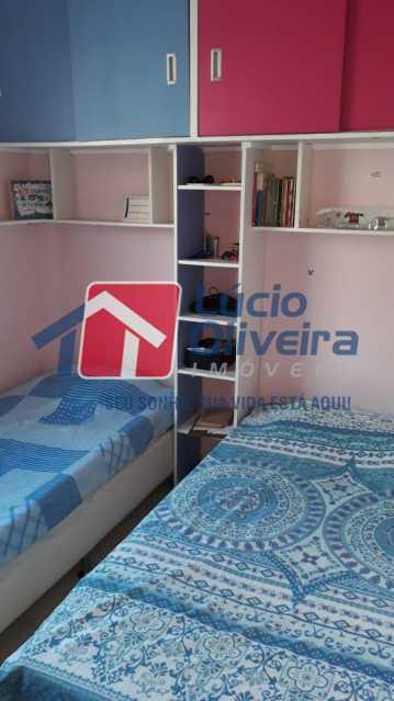 6-Quarto solteiro. - Apartamento 2 quartos à venda Colégio, Rio de Janeiro - R$ 205.000 - VPAP21543 - 8