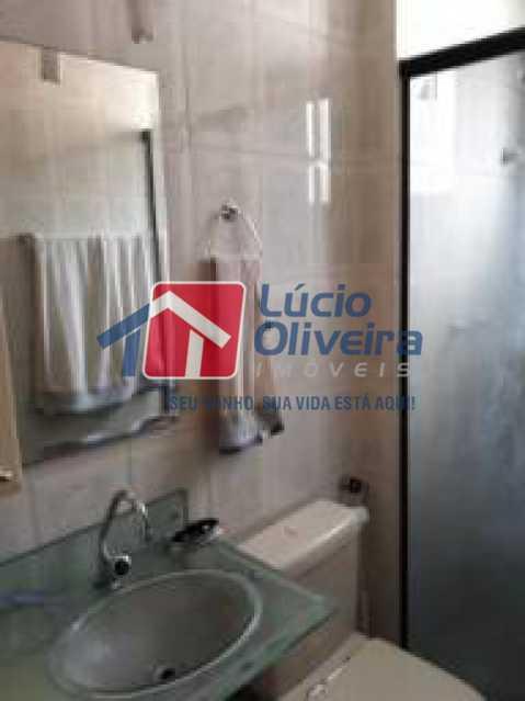 7-Banheiro social - Apartamento 2 quartos à venda Colégio, Rio de Janeiro - R$ 205.000 - VPAP21543 - 9