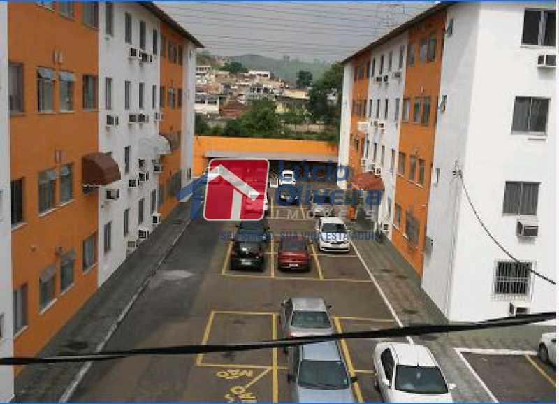 8-Garagem parqueamento - Apartamento 2 quartos à venda Colégio, Rio de Janeiro - R$ 205.000 - VPAP21543 - 10