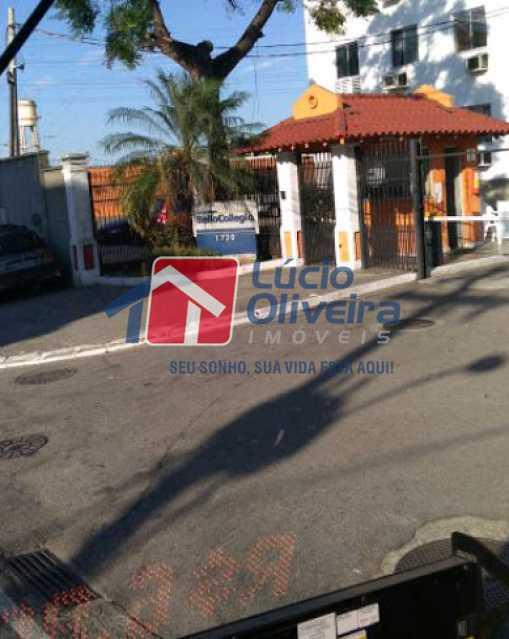 12-Entrada Condominio - Apartamento 2 quartos à venda Colégio, Rio de Janeiro - R$ 205.000 - VPAP21543 - 14