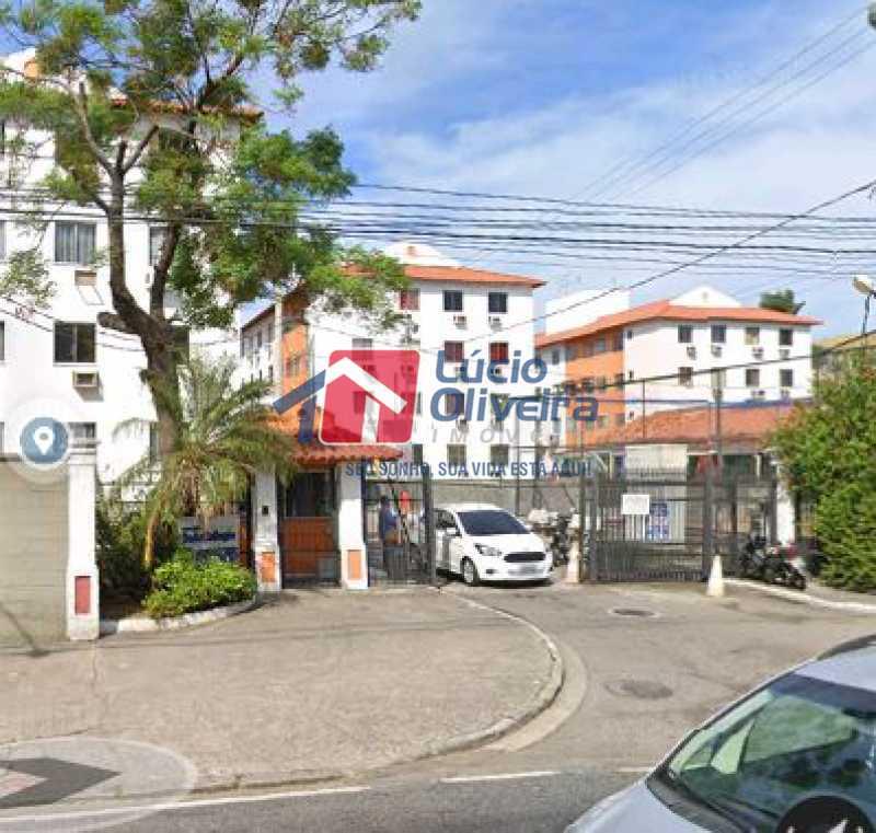 13-Portaria condominio - Apartamento 2 quartos à venda Colégio, Rio de Janeiro - R$ 205.000 - VPAP21543 - 1