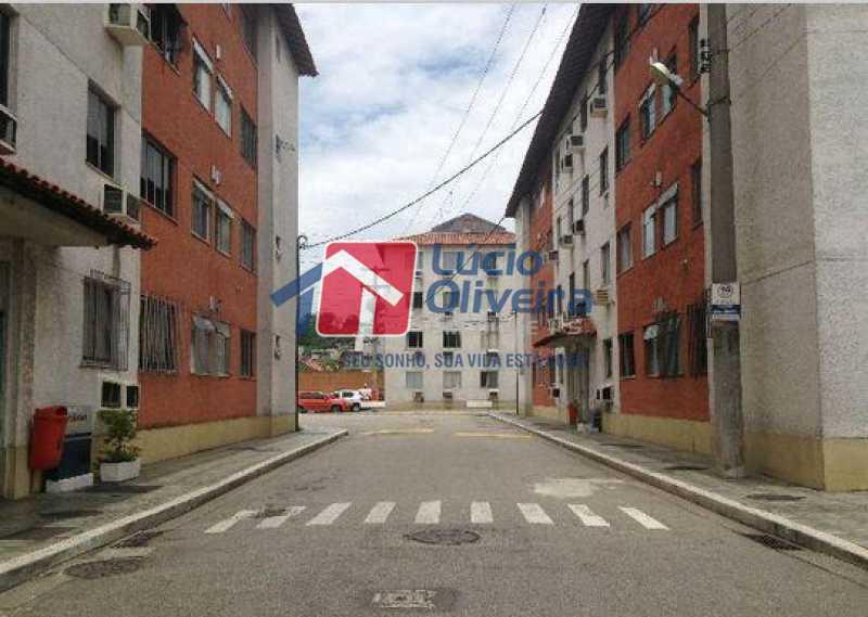 13-Vista interna condominio - Apartamento 2 quartos à venda Colégio, Rio de Janeiro - R$ 205.000 - VPAP21543 - 15