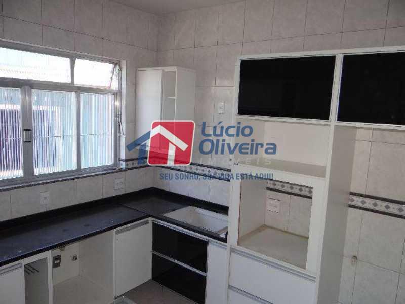 2 Cozinha. - Apartamento à venda Rua Marechal Felipe Schmidt,Jardim América, Rio de Janeiro - R$ 298.000 - VPAP30385 - 3
