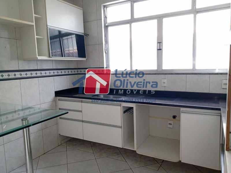 2,2 cozinha - Apartamento à venda Rua Marechal Felipe Schmidt,Jardim América, Rio de Janeiro - R$ 298.000 - VPAP30385 - 4