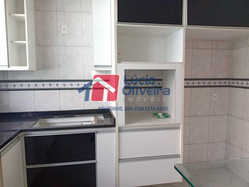 2,3 cozinha - Apartamento à venda Rua Marechal Felipe Schmidt,Jardim América, Rio de Janeiro - R$ 298.000 - VPAP30385 - 5