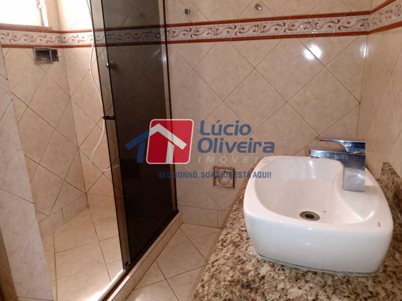 4 banheiro - Apartamento à venda Rua Marechal Felipe Schmidt,Jardim América, Rio de Janeiro - R$ 298.000 - VPAP30385 - 8