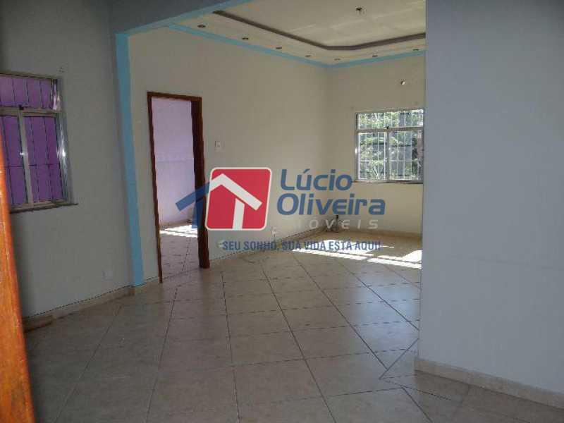 7 Sala. - Apartamento à venda Rua Marechal Felipe Schmidt,Jardim América, Rio de Janeiro - R$ 298.000 - VPAP30385 - 11