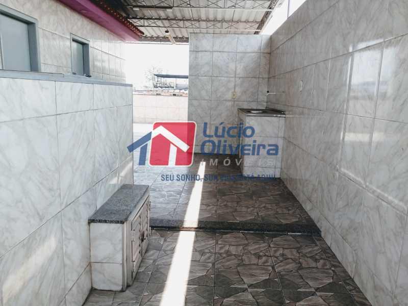 14 Terraço - Apartamento à venda Rua Marechal Felipe Schmidt,Jardim América, Rio de Janeiro - R$ 298.000 - VPAP30385 - 18