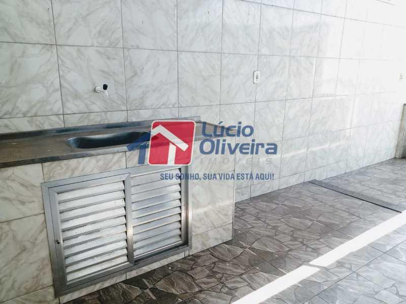 22 pia terraço - Apartamento à venda Rua Marechal Felipe Schmidt,Jardim América, Rio de Janeiro - R$ 298.000 - VPAP30385 - 25